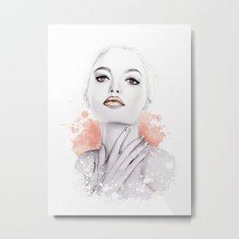 Daphne Metal Print