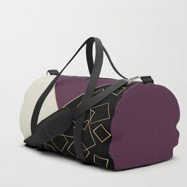 Walking Fifth Avenue Duffle Bag