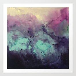 Flow: Gorgeous Art Print