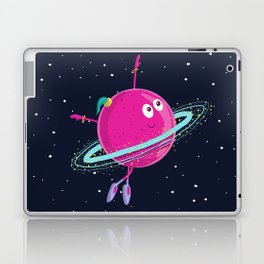 Space dancing Laptop & iPad Skin