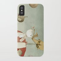 balloon iPhone & iPod Cases featuring Balloon by Judith Loske