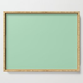 Sea Green Serving Tray