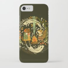 Animal Chants & Forest Whispers Slim Case iPhone 7