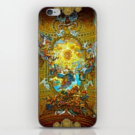 Barococo ... The Grandeur of Italy! iPhone Skin
