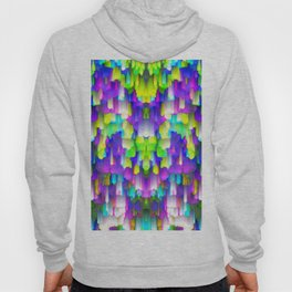 Colorful digital art splashing G392 Hoody