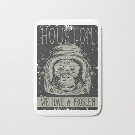 Houston - we have a Problem Bath Mat