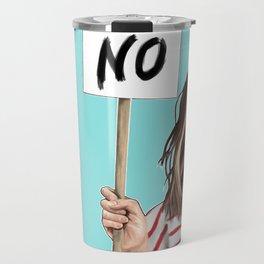 No silenced Travel Mug