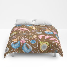 Flower Power Tools Comforters