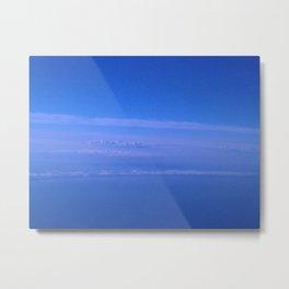 Illusory Cloudscape Metal Print