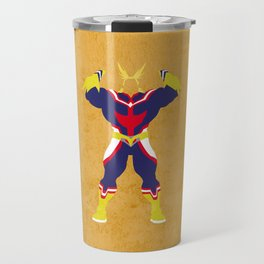 All Might Travel Mug