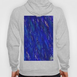 Color gradient and texture 31 dark blue Hoody