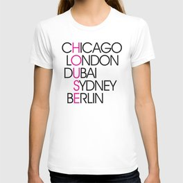 Worldwide House EDM Quote T-shirt
