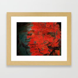 Iara Framed Art Print