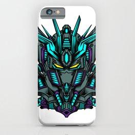 Prime Gundam iPhone Case