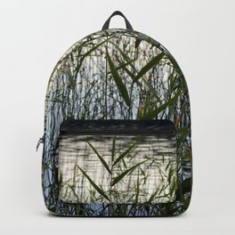 Lake Plants Backpack
