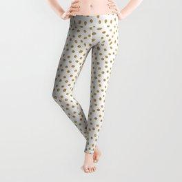 Scatter Glitter Dots Leggings