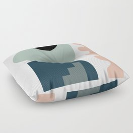 Shape study #18 - Stackable Collection Floor Pillow