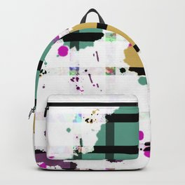 Abstract Worthy 3 Backpack