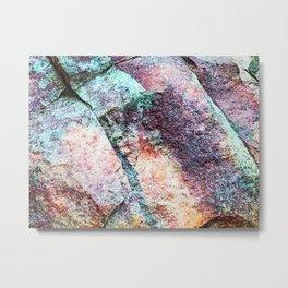 Marble in Utah Metal Print