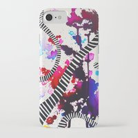 splash iPhone & iPod Cases featuring Splash by DuckyB