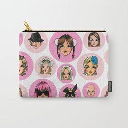CartooNEY - Britney Spears Cartoons Carry-All Pouch