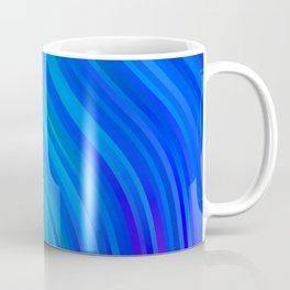 stripes wave pattern 1 stdv Coffee Mug