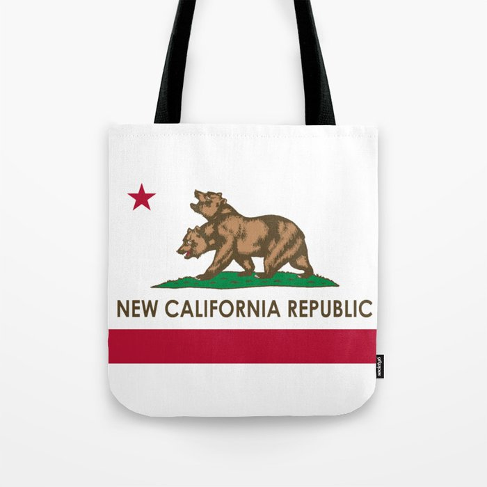 New California Republic Tote Bag