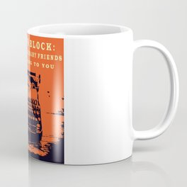 Writer´s Block Coffee Mug