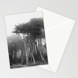 Fog Descends on Lands End Stationery Cards