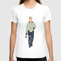 ryan gosling T-shirts featuring Ryan Gosling by Ayse Deniz