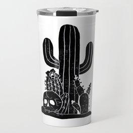 Valley Cactus Travel Mug