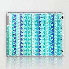 Winter Aztec Pattern Laptop & iPad Skin