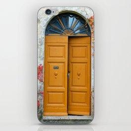 Come Inside iPhone Skin