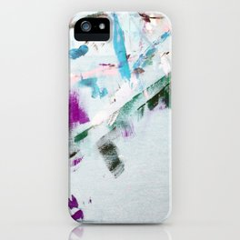 Luck of the Movement - Light iPhone Case