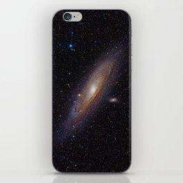 Andromeda Galaxy iPhone Skin