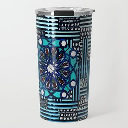 Symmetries of reflection Travel Mug