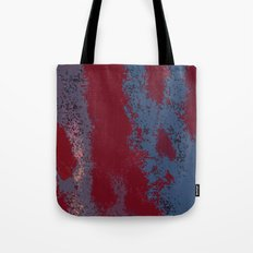 Diametrically Opposed Tote Bag