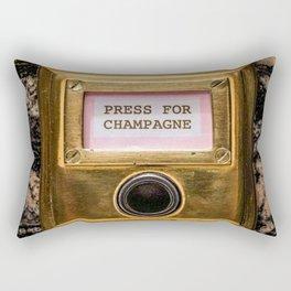 Champers Rectangular Pillow