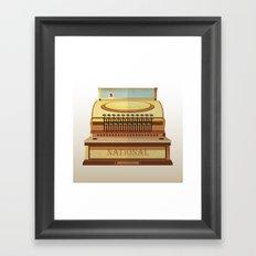 dayton Framed Art Print
