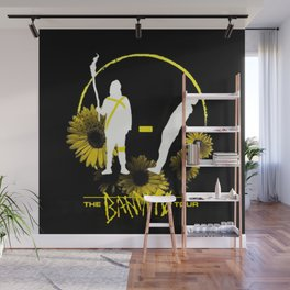 trench Wall Mural