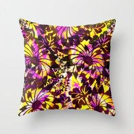Flowers 611 Throw Pillow