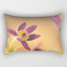 Fine Flower in Detail  Rectangular Pillow