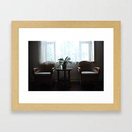 still-life Framed Art Print