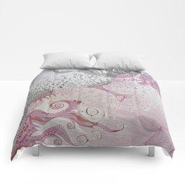 Parallel realities Comforters