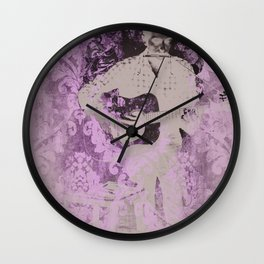 Get Busy. Wall Clock