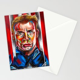 The Captain Stationery Cards