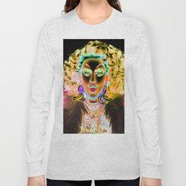 Ru Paul Drag Race Queen Thunderfuck Long Sleeve T-shirt