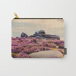 Heather at Dusk Carry-All Pouch