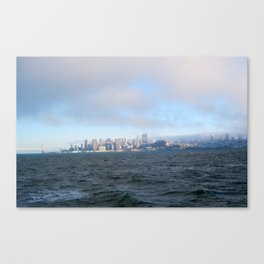 SF from the Bay Canvas Print