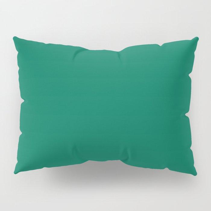 PANTONE 18-5845 Lush Meadow Pillow Sham